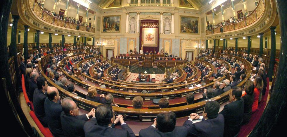 Los diputados valencianos de Podemos, los menos trabajadores en el Congreso