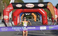 Alicia Pérez gana la quinta edición de la Carrera 10KFem