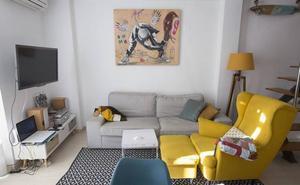 La casa de Marc Peris 'Soma', el hogar dibujado