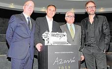 Diez novelas optan a los 45.000 euros del Premio Azorín de Novela