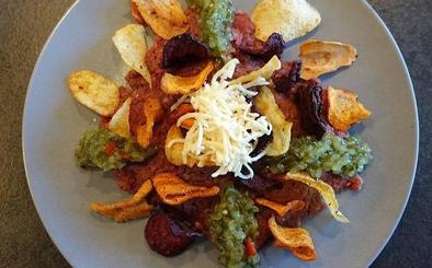 La OCU alerta sobre los 'chips' vegetales