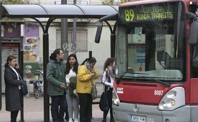 Ribó anuncia de golpe la compra de 200 autobuses a tres meses de las elecciones