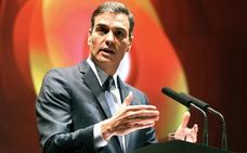 Sánchez defiende que gobernará hasta el 28-A pero llena ya su agenda de mítines