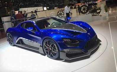 Los coches más espectaculares del Salón Internacional del Automóvil de Ginebra 2019