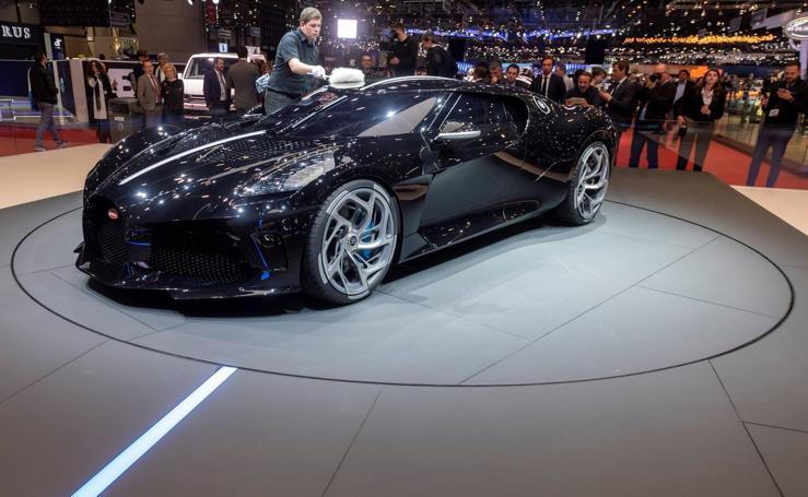 Los coches más espectaculares del Salón de Ginebra