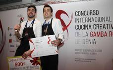 Alejandro Serrano se corona en el VIII Concurso Internacional de la Gamba Roja de Dénia
