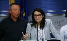 Oltra lamenta «las formas» del adelanto electoral y Baldoví cree que la campaña valenciana se «va a apagar» por el «ruido» de las generales