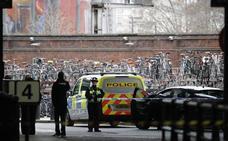 Enviados tres artefactos explosivos a dos aeropuertos y una estación de tren de Londres