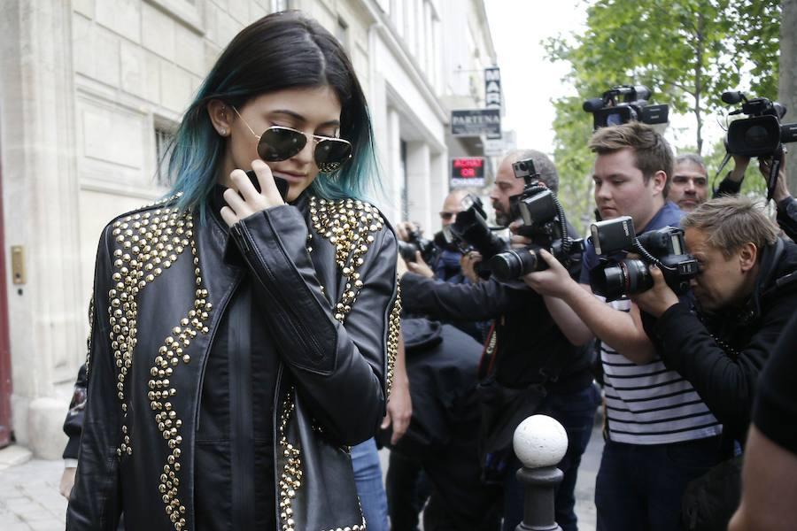 Kylie Jenner es la millonaria más joven del mundo, según la revista Forbes
