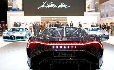 ¿Cuánto cuesta el Bugatti La Voiture Noire: el coche más caro del mundo?
