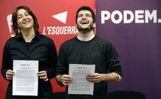 Las bases de Podem respaldan con un 86% concurrir a las elecciones autonómicas del 28-A con EUPV