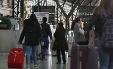 Renfe aumenta la oferta de plazas para los días de Fallas
