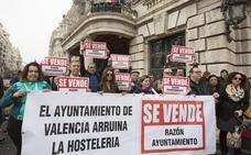 Trescientos locales de ocio cierran en Valencia por recortes horarios en cinco barrios