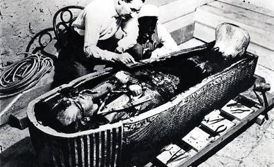 El último viaje de Tutankamón