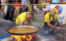 Un concurso de paellas prevé reunir hoy a más de 9.000 personas en Valencia