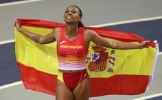 Ana Peleteiro y Bruno Hortelano, nominados a mejores atletas de 2018