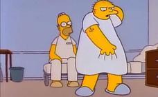 Los creadores de 'Los Simpson' retiran un polémico episodio