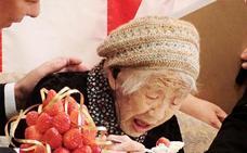 Una japonesa de 116 años, declarada la persona más anciana del mundo
