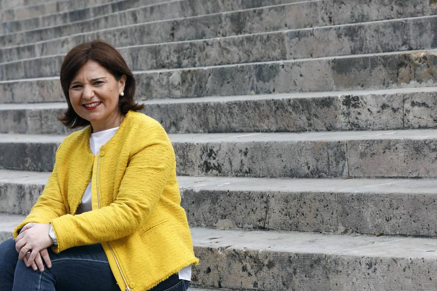Isabel Bonig: «El discurso nacional marcará las elecciones valencianas, por el catalanismo, el adoctrinamiento y la inmersión lingüística»