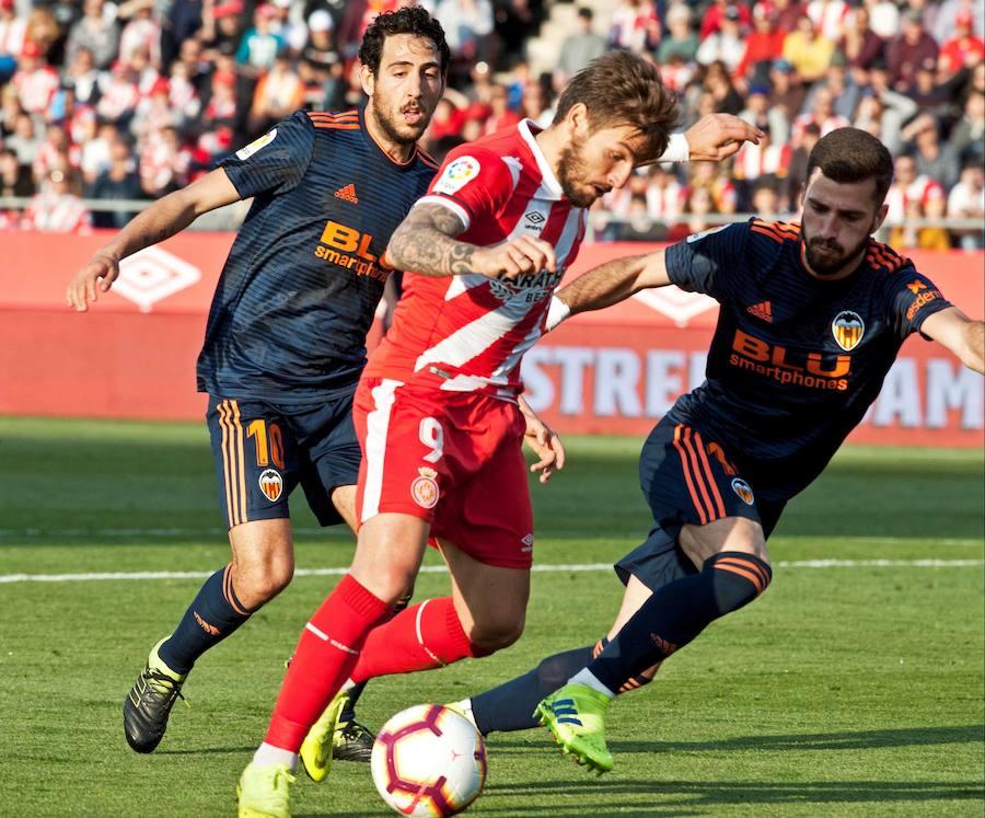 Girona-Valencia en Montilivi