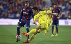 VÍDEO   Resumen y goles del Levante 0-2 Villarreal