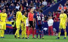 VÍDEO   El gol anulado por el VAR a Rochina