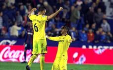 El Villarreal sale del descenso en el último suspiro