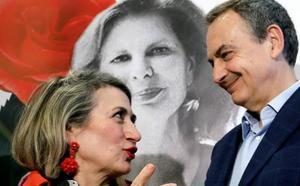 Zapatero alaba la figura de Alborch: «Fue un regalo»
