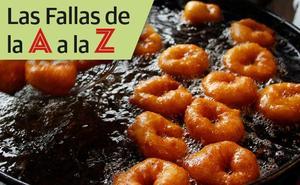 Las Fallas de la A a la Z: Buñuelos