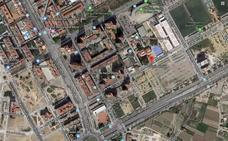 Pillados in fraganti cuando robaban un concesionario en Valencia