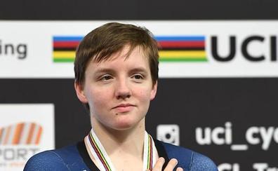 Muere la ciclista estadounidense Kelly Catlin a los 23 años