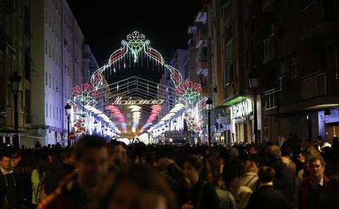 Premios a las mejores calles iluminadas en las Fallas 2019