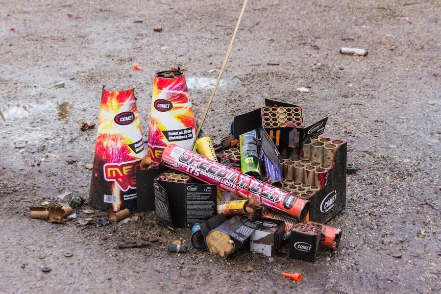 Consejos para evitar accidentes con el fuego y los petardos durante las Fallas