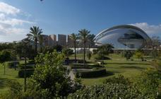 El jardín del Turia, el mejor parque de España