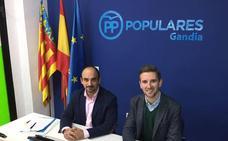El PP elige a Víctor Soler como candidato a la alcaldía de Gandia