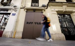 El restaurante Riff de Valencia reabre mañana