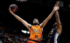 El Valencia Basket buscará la final de la Eurocup ante el UNICS