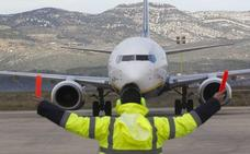 El aeropuerto de Castellón se convertirá en un gran taller para desguazar aviones