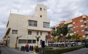 Un incendio en el edificio viejo del Ayuntamiento de Vilamarxant obliga a suspender parte de los sevicios