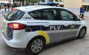 Detenida una mujer por agredir a su nuera durante una discusión familiar en Patraix