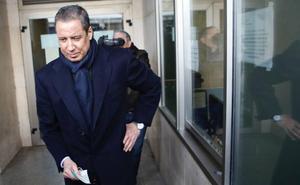 La trama de Zaplana cobró 6,4 millones en comisiones al margen de los Cotino