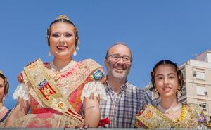 Comienza el concurso de mascletaes de Alzira