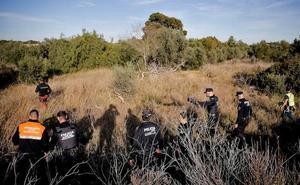 Los niños hallados muertos en Godella estaban sepultados de forma separada