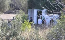 La madre de los niños muertos en Godella indicó la ubicación de los cadáveres pero no reconoce la autoría de las muertes