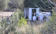 Niños muertos y enterrados en Godella: el peor desenlace