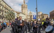 Valencia contará con el primer Concurso de Música Fallera