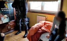 Liberada en Lugo una menor retenida ilegalmente por su novio y los padres de éste