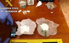 Desmantelados varios puntos de venta de droga