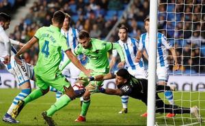 Así ha sido el Real Sociedad 1-1 Levante
