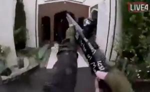 Al menos 40 muertos y 20 heridos tras un tiroteo en dos mezquitas en Nueva Zelanda